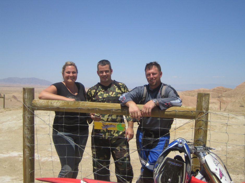 Riding quads 2007
