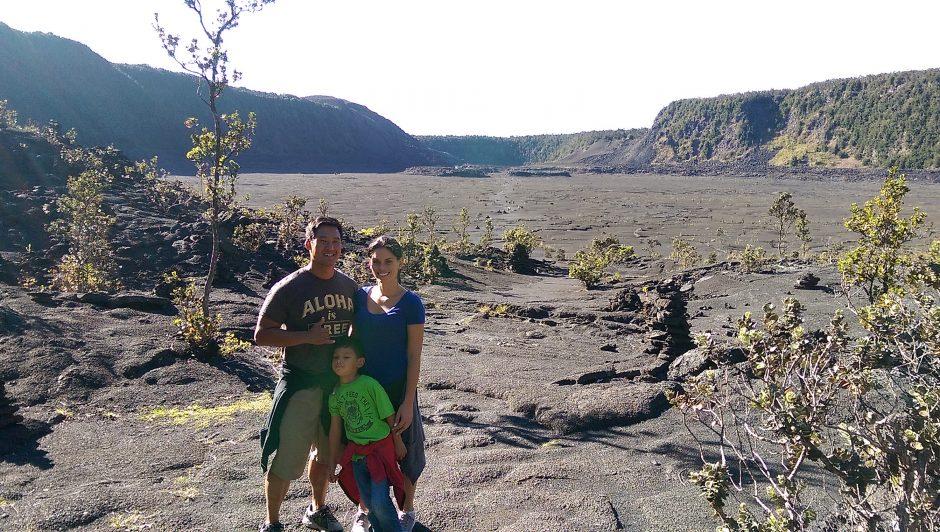 15 - Volcano Nation Park