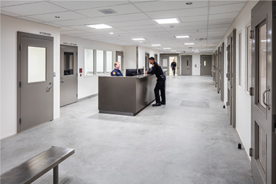 Take a peek inside san mateo county correctional center