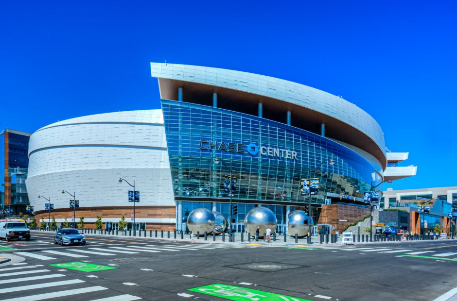 Chase Center, San Francisco, HDR, 11 September 2019