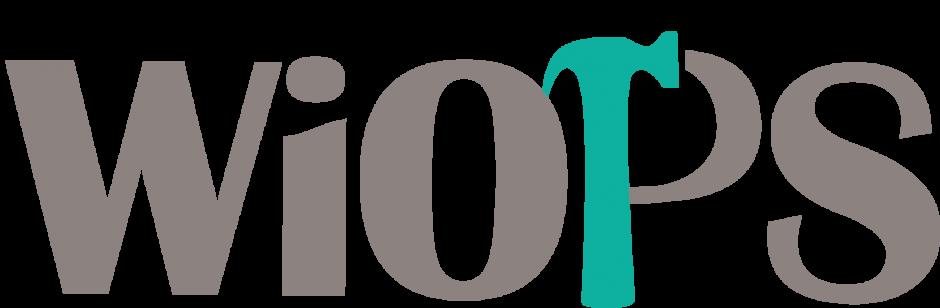Wiops Final Logo