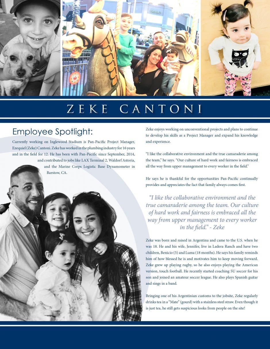 Zeke Cantoni