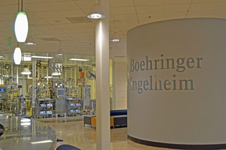 Boehringer-Ingelheim-Lobby